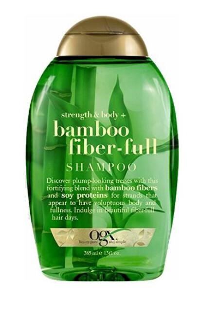 Zobrazit detail výrobku OGX Posilující šampon bambus.vlákno 385 ml
