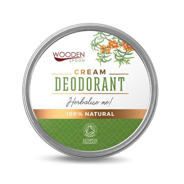 Zobrazit detail výrobku WoodenSpoon Přírodní krémový deodorant
