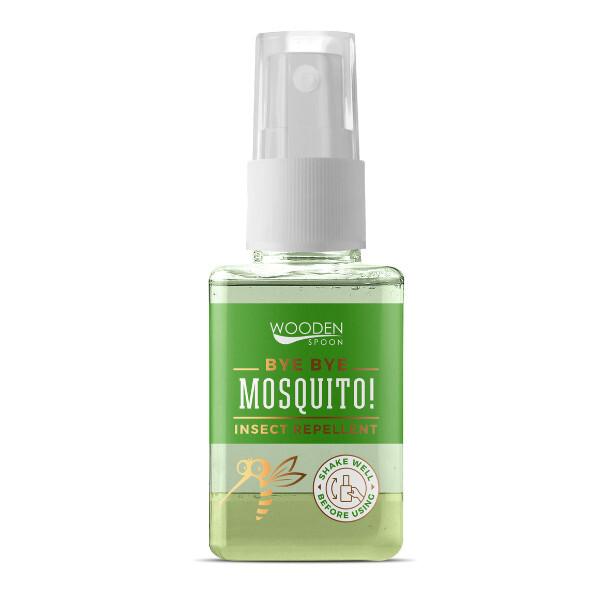 Zobrazit detail výrobku WoodenSpoon Přírodní repelent proti komárům a hmyzu WoodenSpoon 50 ml