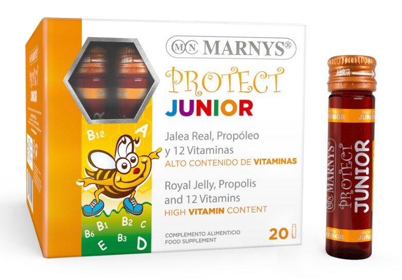 Zobrazit detail výrobku Marnys Protect Junior 20 x 10 ml