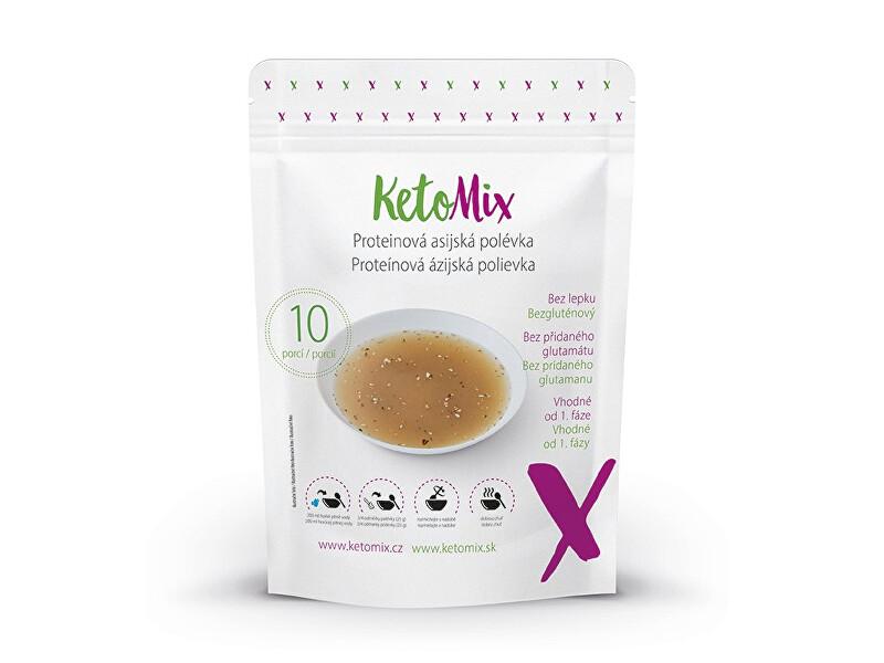 Zobrazit detail výrobku KetoMix Proteinová asijská polévka (10 porcí)