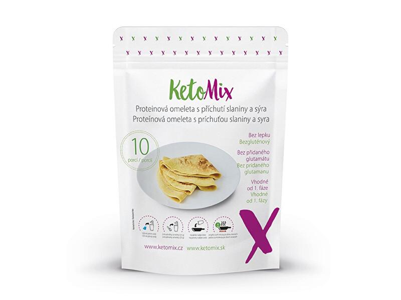 Zobrazit detail výrobku KetoMix Proteinová omeleta 250 g