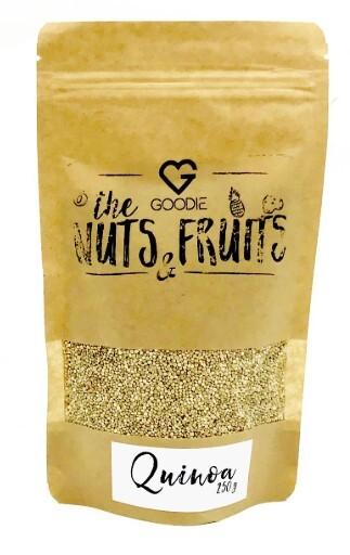 Zobrazit detail výrobku Goodie Quinoa bílá 250 g