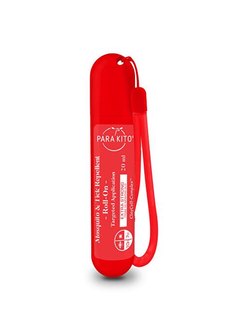 Zobrazit detail výrobku PARA`KITO Roll-on pro extra silnou ochranu proti komárům a klíšťatům 20 ml