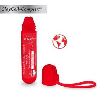 Zobrazit detail výrobku Para´Kito Repelent Extra silný roll-on 20 ml