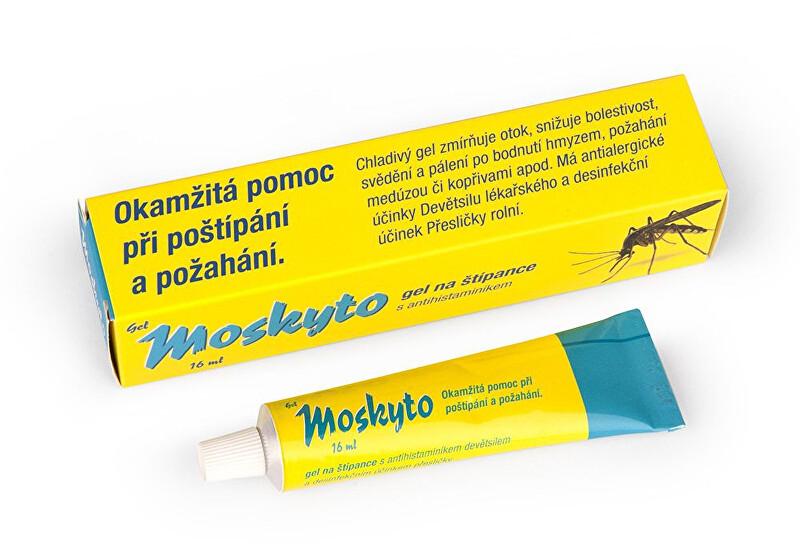 Zobrazit detail výrobku Rosenpharma Rosen Moskyto gel 16 ml v tubě