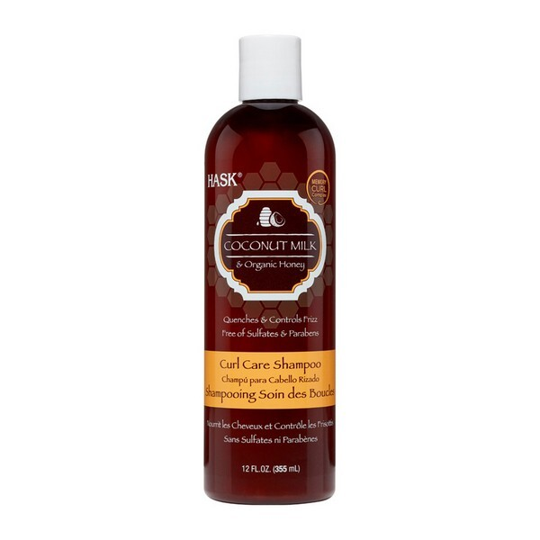 Zobrazit detail výrobku Hask Coconut Milk & Honey Šampon na kudrnaté vlasy 355 ml