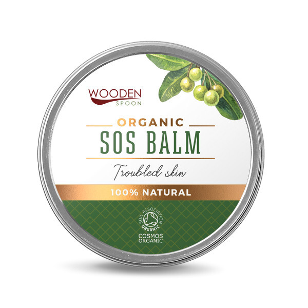 WoodenSpoon SOS balzam WoodenSpoon 60 ml