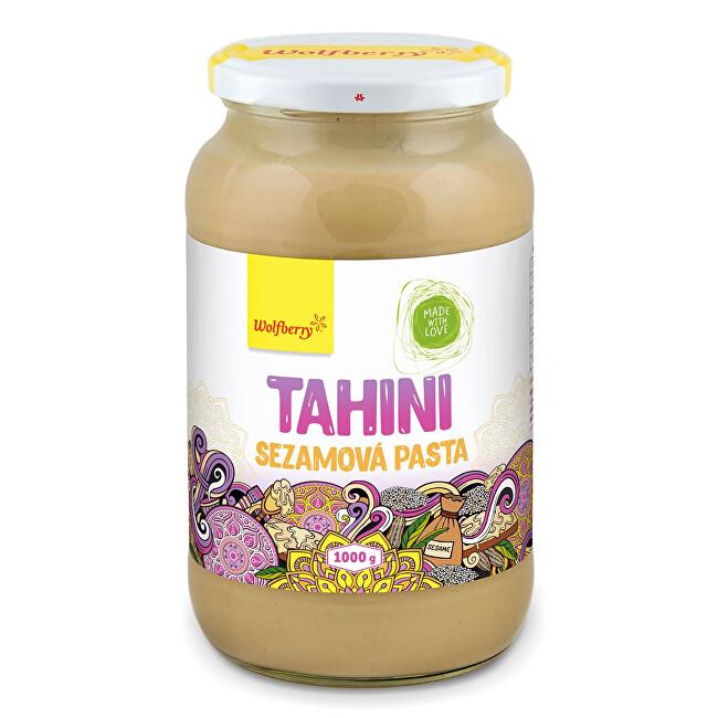 Zobrazit detail výrobku Wolfberry Tahini sezamová pasta 1000 g