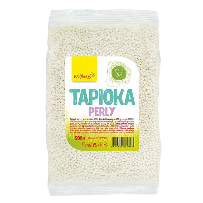 Zobrazit detail výrobku Wolfberry Tapioka perly 500 g