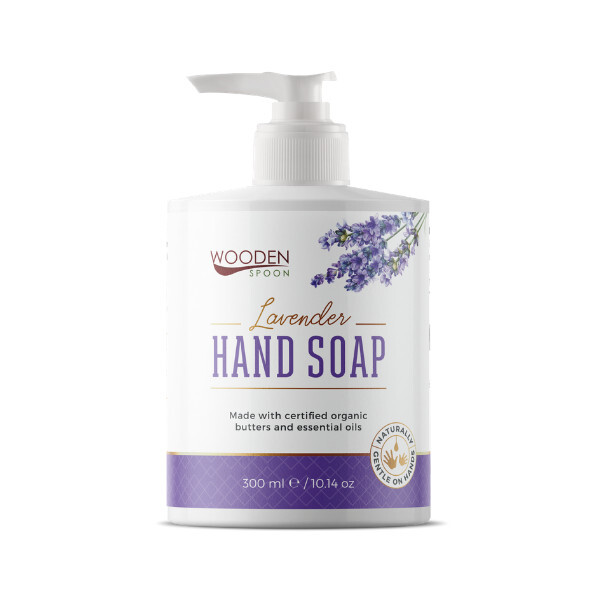 Zobrazit detail výrobku WoodenSpoon Tekuté mýdlo Levandule WoodenSpoon 300 ml
