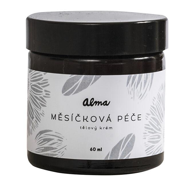 Zobrazit detail výrobku Alma-natural cosmetics Tělový a obličejový krém Měsíčková péče 60 ml