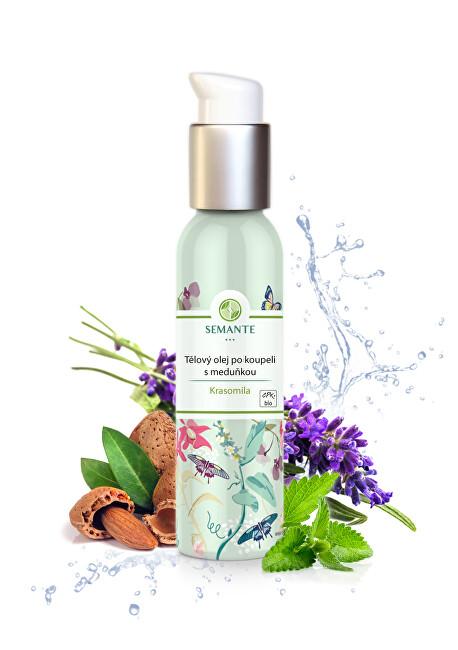 Zobrazit detail výrobku Semante by Naturalis Tělový olej po koupeli s meduňkou