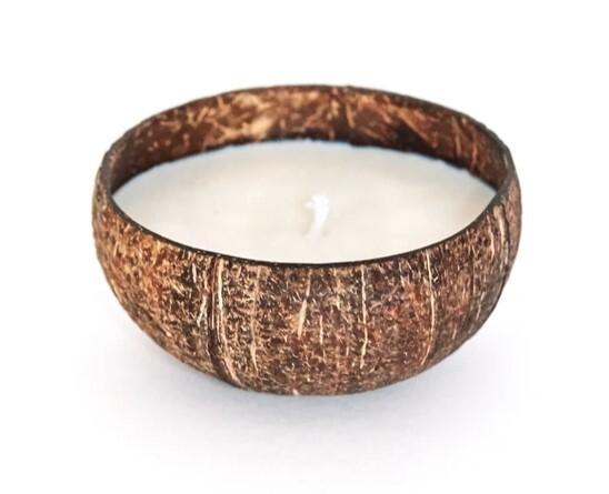Zobrazit detail výrobku Tropikalia Svíčka z kokosu - vůně kokos