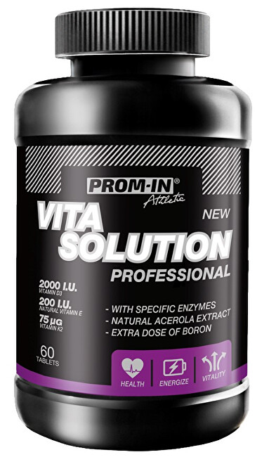 Zobrazit detail výrobku Prom-in Vita solution professional 60 tablet