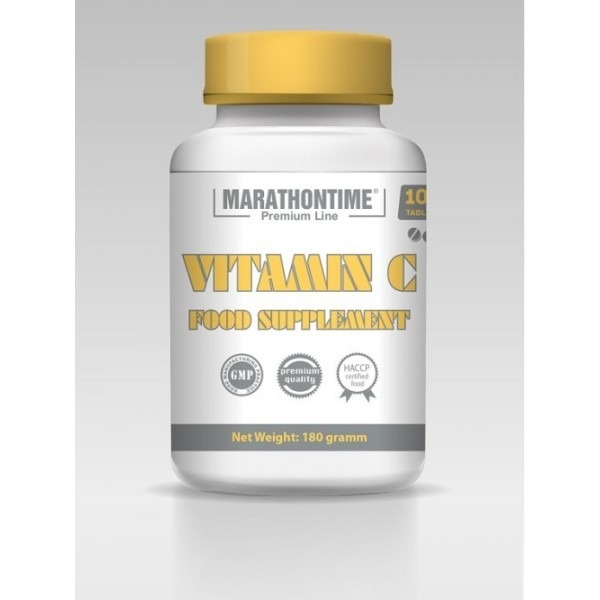 Marathon Time Vitamín C 1000 mg 100 tabliet