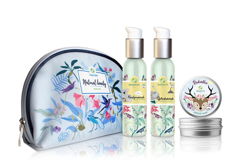 Zobrazit detail výrobku Semante by Naturalis Vítej mezi námi - sada přírodní kosmetiky pro děti i maminky BIO