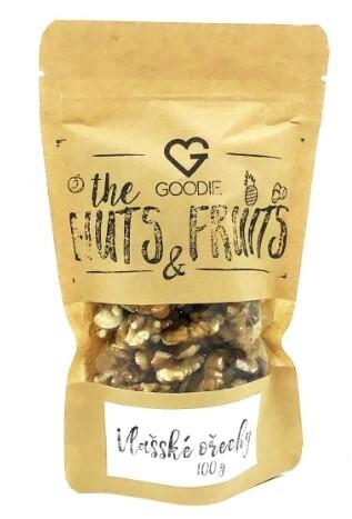 Zobrazit detail výrobku Goodie Vlašské ořechy 100g