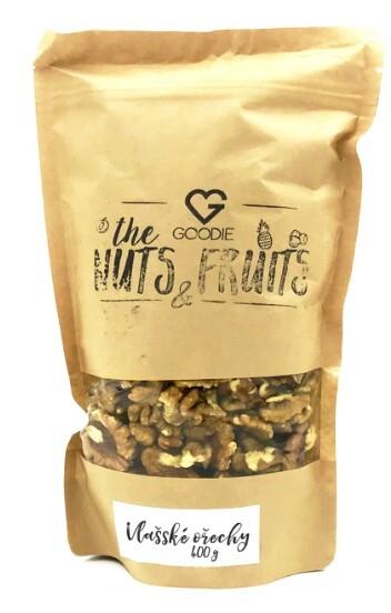 Zobrazit detail výrobku Goodie Vlašské ořechy 400 g