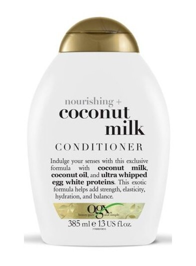 Vyživující kondicioner kokosové mléko 385 ml