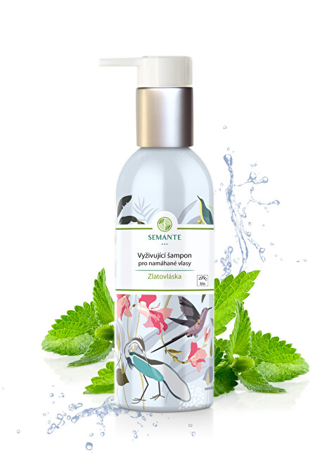 Zobrazit detail výrobku Semante by Naturalis Vyživující šampon pro namáhané vlasy