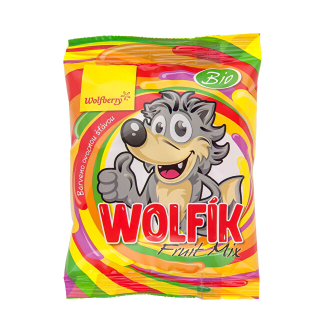 Zobrazit detail výrobku Wolfberry Wolfík Fruit mix BIO 85 g