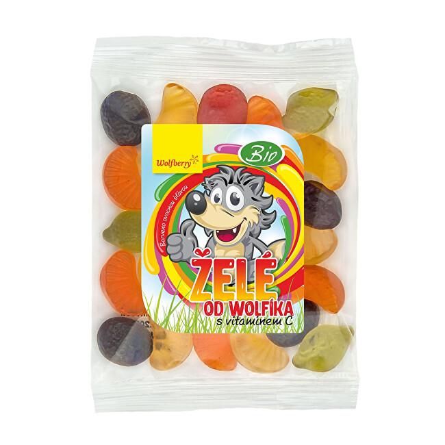 Zobrazit detail výrobku Wolfberry Želé s vitamínem C od Wolfíka BIO 70 g