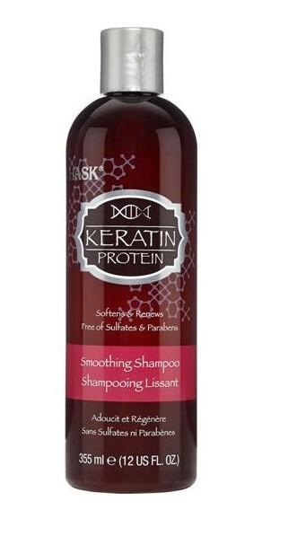 Zobrazit detail výrobku Hask Zjemňující šampon - keratinový protein 355 ml