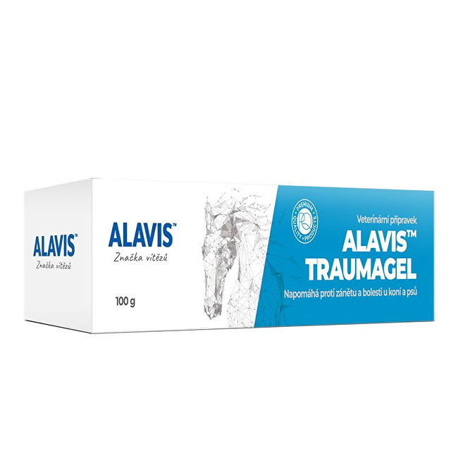 Zobrazit detail výrobku Alavis Alavis Traumagel 100 g
