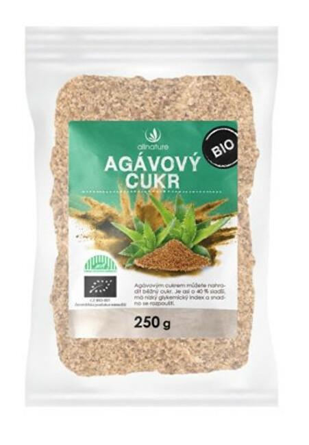 Allnature Agávový cukor BIO 250 g