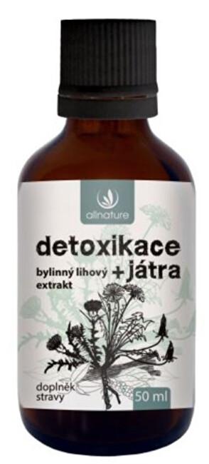 Zobrazit detail výrobku Allnature Detoxikace bylinný lihový extrakt 50 ml