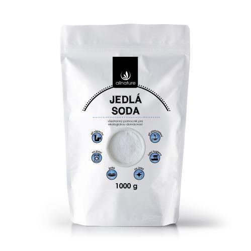 Zobrazit detail výrobku Allnature Jedlá soda 1 000 g