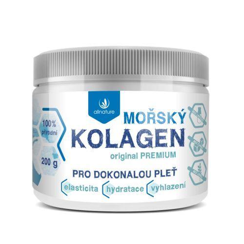 Zobrazit detail výrobku Allnature Mořský kolagen Original Premium 200 g