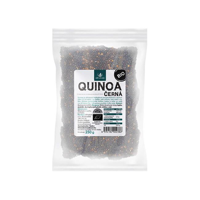Zobrazit detail výrobku Allnature Quinoa černá BIO 500 g