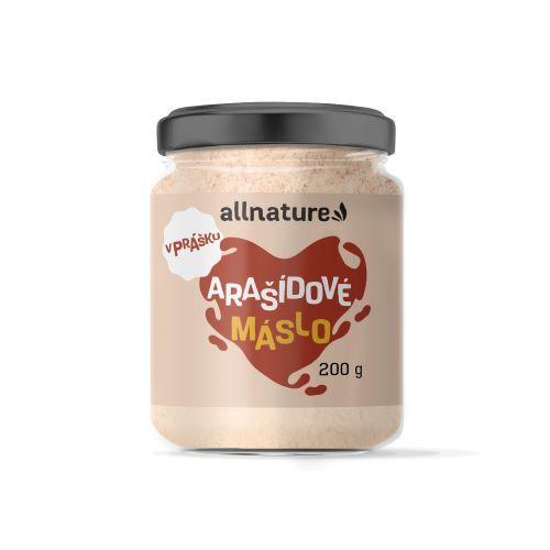 Zobrazit detail výrobku Allnature Arašídové máslo v prášku 200 g