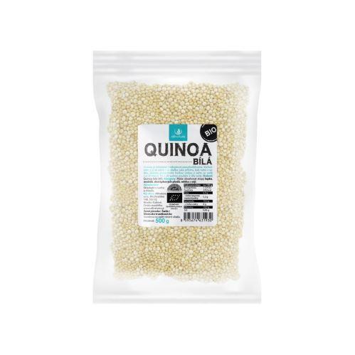 Zobrazit detail výrobku Allnature Quinoa bílá BIO 500 g