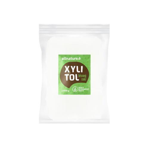 Zobrazit detail výrobku Allnature Xylitol - březový cukr 1 000 g