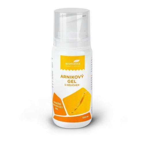 Zobrazit detail výrobku Aromatica Arnikový gel s měsíčkem 100 ml