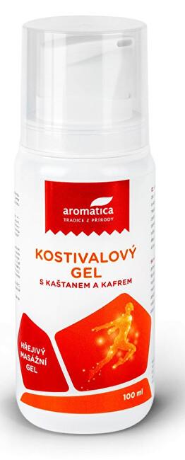 Zobrazit detail výrobku Aromatica Kostivalový gel hřejivý s kaštanem a kafrem 100 ml