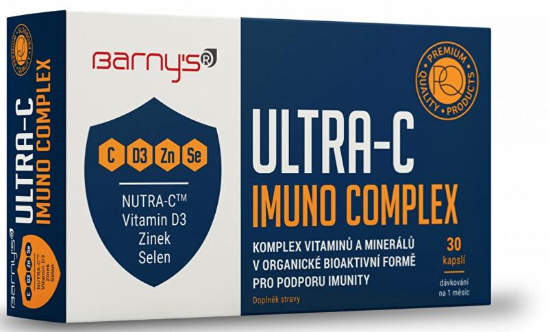 Zobrazit detail výrobku Barny´s ULTRA-C Imuno Complex 30 kapslí