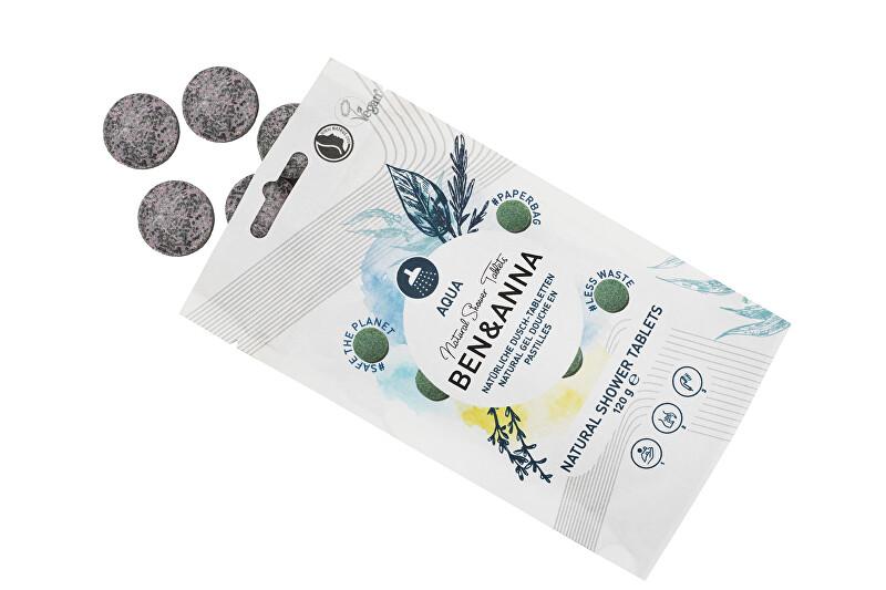 Zobrazit detail výrobku BEN & ANNA Sprchový gel v tabletách AQUA 24 ks