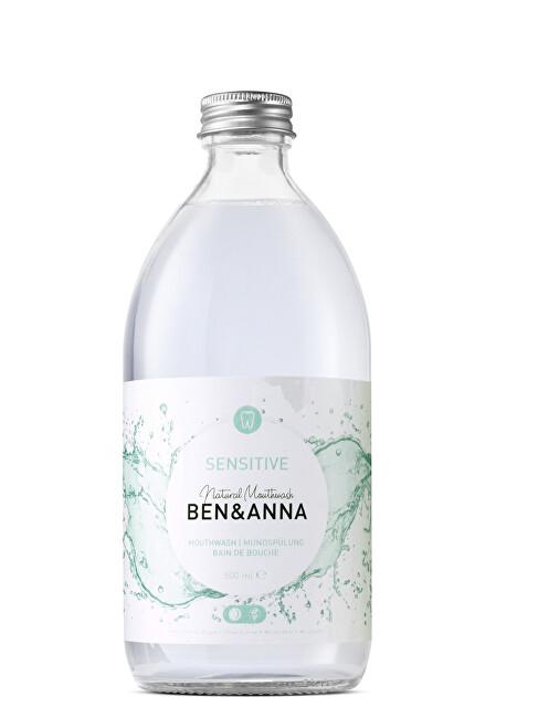 Zobrazit detail výrobku BEN & ANNA Ústní voda, 500 ml