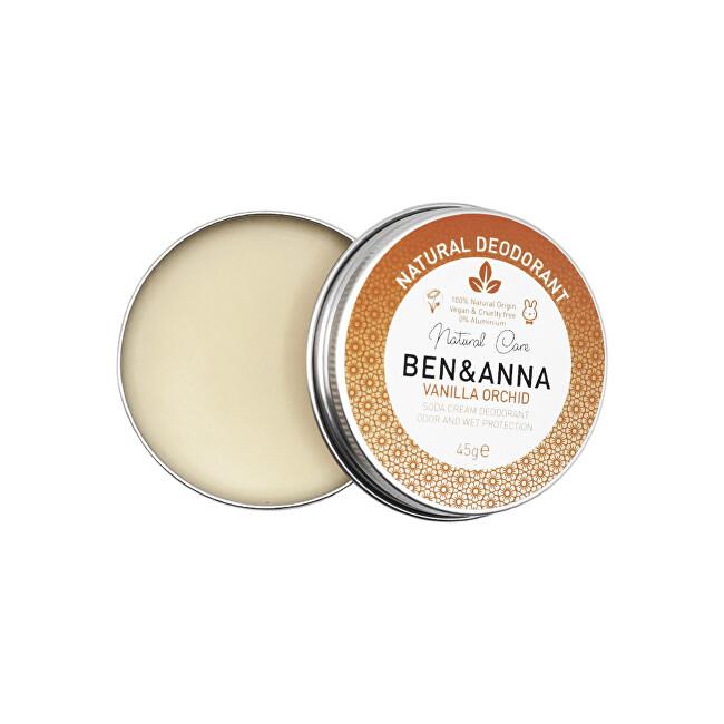 Zobrazit detail výrobku BEN & ANNA Vanilla Orchid, metal deo 45 g