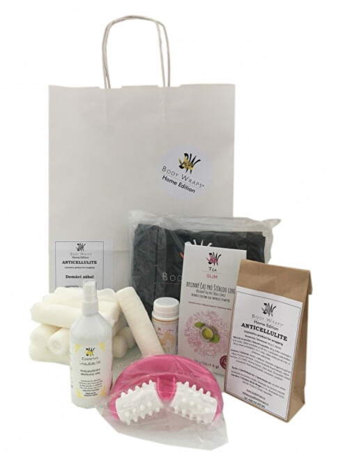 Zobrazit detail výrobku Body Wraps s.r.o. Body Wraps Home Anticellulite