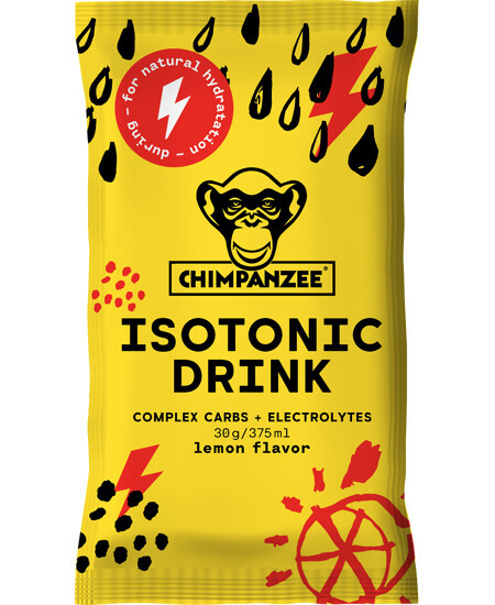 Zobrazit detail výrobku Chimpanzee Isotonic drink Lemon 30 g