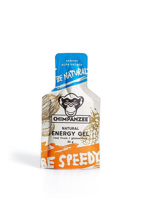 Zobrazit detail výrobku Chimpanzee Energy gel Ananas - Pina Colada 35 g