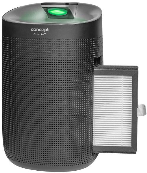 Zobrazit detail výrobku Concept OV1210 Odvlhčovač a čistička vzduchu Perfect Air černý