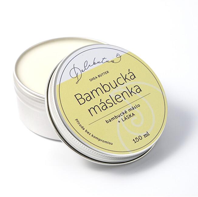 Zobrazit detail výrobku Delibutus Bambucká máslenka 150 ml