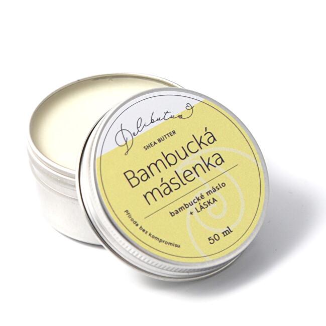 Zobrazit detail výrobku Delibutus Bambucká máslenka 50 ml
