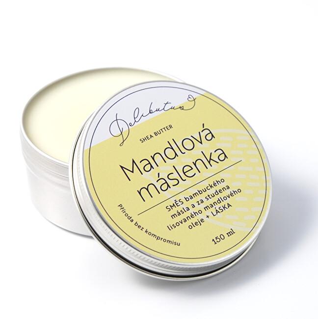 Zobrazit detail výrobku Delibutus Mandlová máslenka 150 ml
